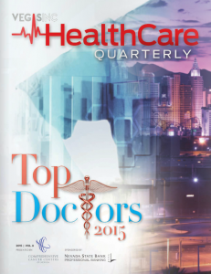 Health Care Quarterly (Spring 2015)