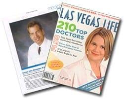 Las Vegas Life Magazine, December 2003