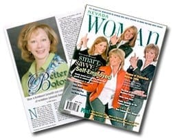 Nevada Women Magazine Cover March, April 2006