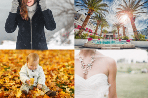 Winter Wedding Pool Season Help with Kids Cosmetic Surgery