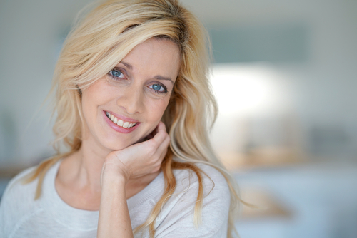 portrait of cheerful middle-aged blond woman-img-blog