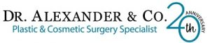 Dr. Alexander & Co., Plastic and Cosmetic Surgery Specialist, 20th Anniversary